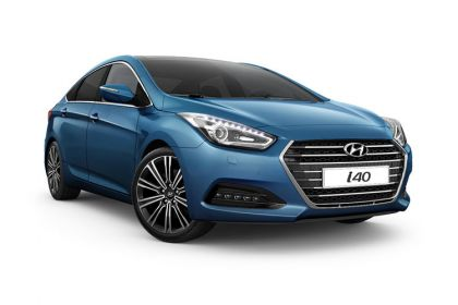 Lease Hyundai i40 car leasing