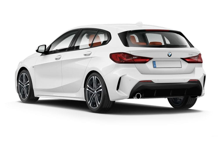BMW 1 Series 116 Hatch 5Dr 1.5 d 116PS M Sport 5Dr Manual [Start Stop] [Pro] back view