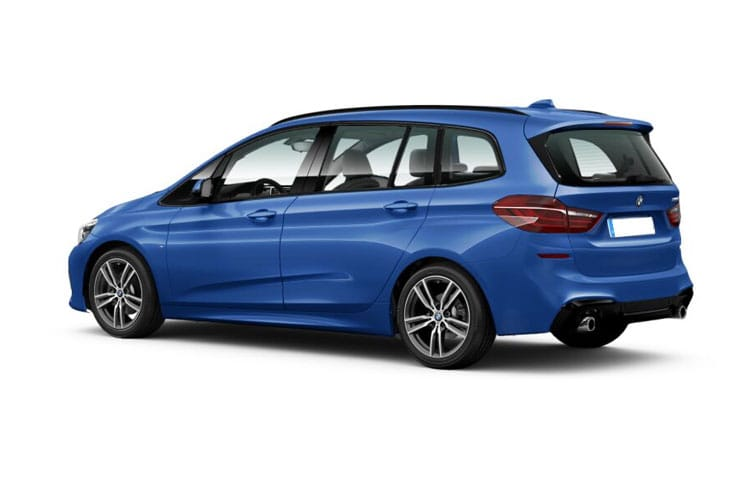 BMW 2 Series Tourer 218 Active Tourer 1.5 i 136PS Luxury 5Dr DCT [Start Stop] back view