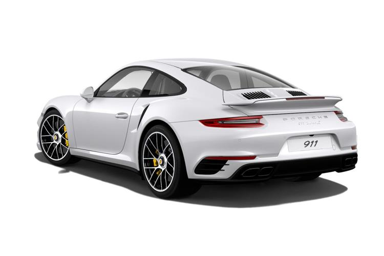 Porsche 911 Coupe 4.0  510PS GT3 2Dr PDK back view