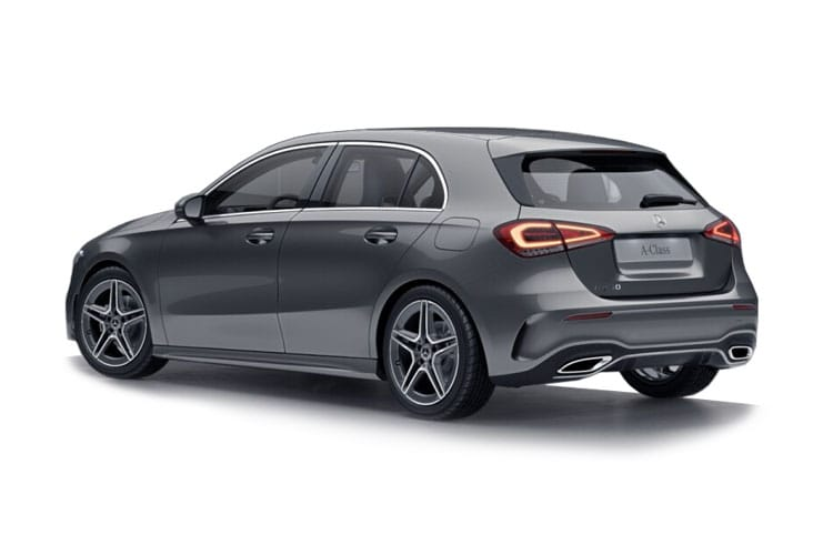 Mercedes-Benz A Class A180 Hatch 5Dr 1.3  136PS AMG Line Executive 5Dr Manual [Start Stop] back view