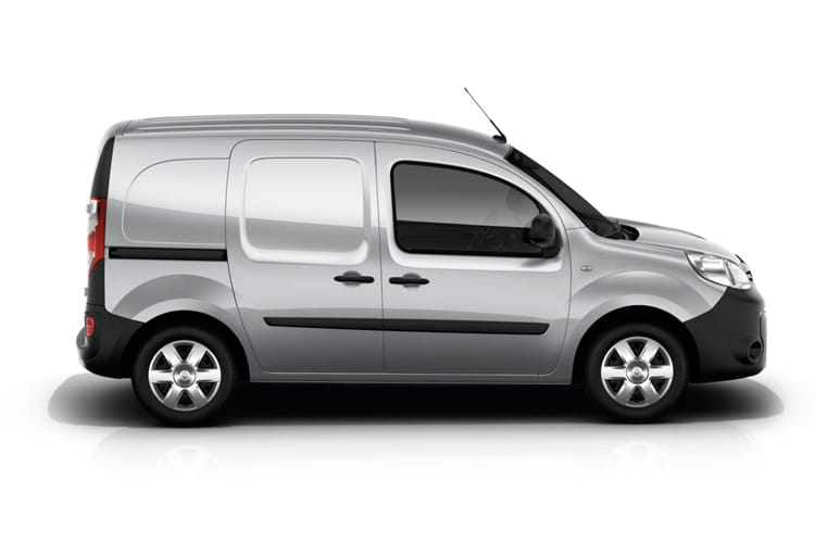 Renault Kangoo Maxi LL21 1.5 dCi ENERGY FWD 115PS Business Cab Crew Van Manual [Start Stop] back view