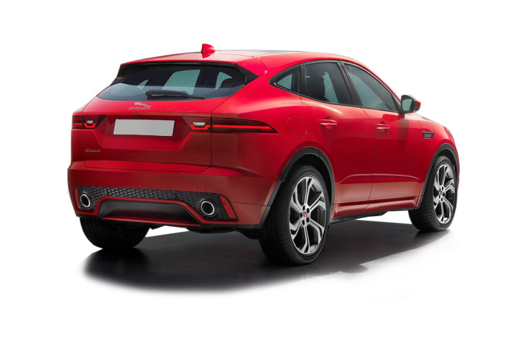 Jaguar E-PACE SUV AWD 2.0 d 240PS S 5Dr Auto [Start Stop] back view