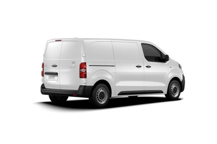 Peugeot Expert Standard 1400Kg 2.0 BlueHDi FWD 120PS Sport Edition Van Manual [Start Stop] back view