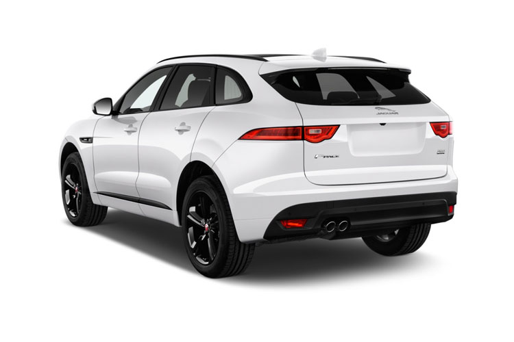 Jaguar F-PACE SUV 2.0 d 180PS Prestige 5Dr Auto [Start Stop] back view