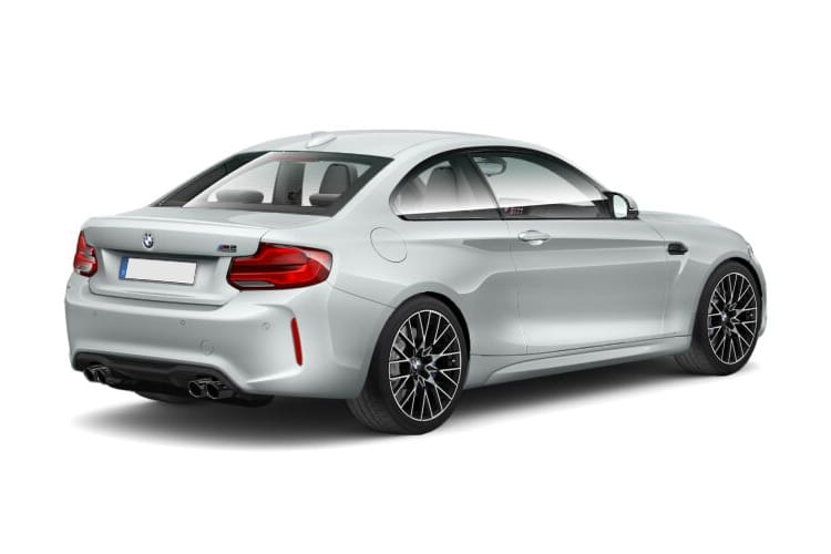 BMW 2 Series 218 Coupe 2.0 i 136PS M Sport 2Dr Manual [Start Stop] back view