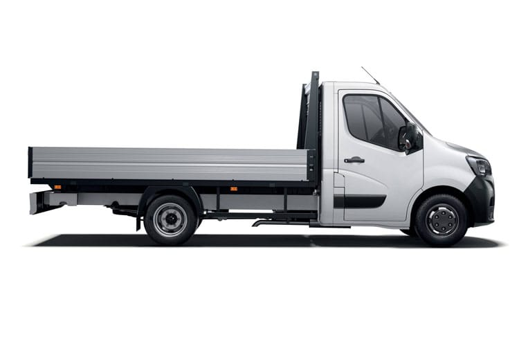 Renault Master LWB 35 FWD 2.3 dCi ENERGY FWD 150PS Business Dropside Manual [Start Stop] [Tail Lift] back view
