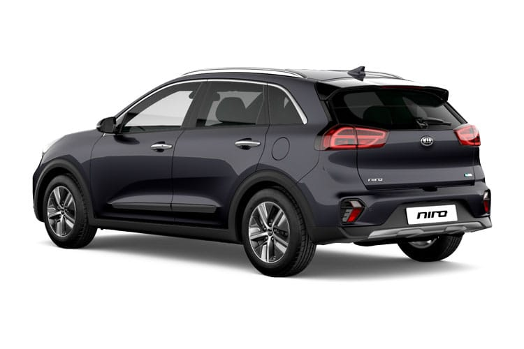 Kia Niro SUV 5Dr 1.6 GDi PHEV 8.9kWh 139PS 3 5Dr DCT [Start Stop] back view