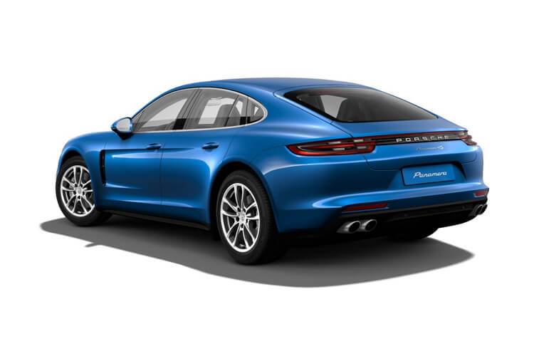 Porsche Panamera Saloon 4wd 2.9 T V6 440PS 4S Executive 4Dr PDK [Start Stop] back view