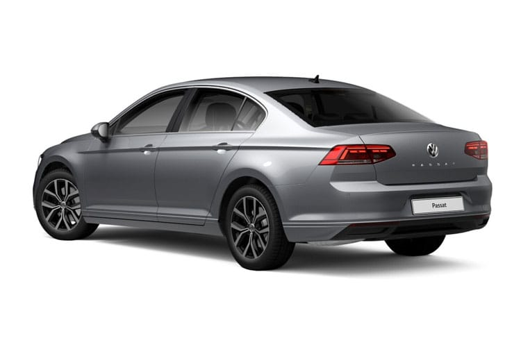 Volkswagen Passat Saloon 1.5 TSI EVO 150PS SEL 4Dr DSG [Start Stop] back view