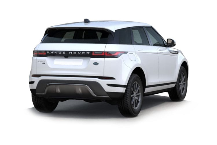 Land Rover Range Rover Evoque SUV 5Dr 2.0 D MHEV 180PS SE 5Dr Auto [Start Stop] back view