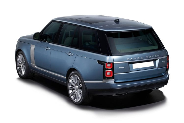 Land Rover Range Rover SUV 3.0 SD V6 275PS Vogue 5Dr Auto [Start Stop] back view