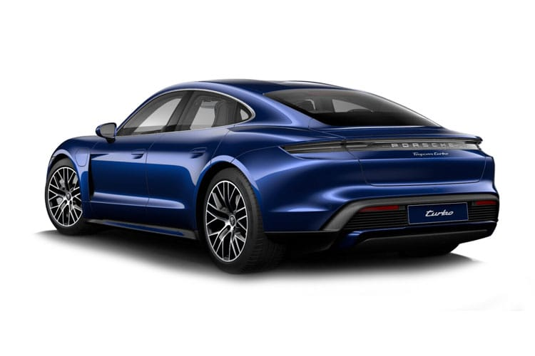 Porsche Taycan Saloon 4wd Elec 93.4kWh 360KW 490PS 4S 4Dr Auto [Performance] back view