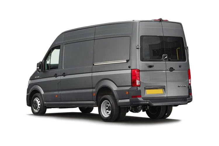 MAN TGE 2.100 3.0t Standard FWD 2.0 d FWD 102PS  Van Medium Roof Manual [Start Stop] back view