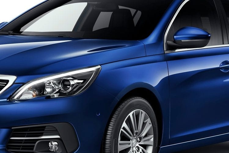 Peugeot 308 SW 5Dr 1.5 BlueHDi 130PS Active 5Dr EAT8 [Start Stop] detail view