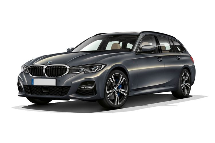 BMW 3 Series 330 Touring 2.0 e PHEV 12kWh 292PS M Sport 5Dr Auto [Start Stop] [Pro] front view