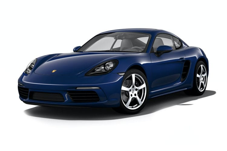 Porsche 718 Cayman Coupe 2.0 T 300PS T 2Dr PDK [Start Stop] front view