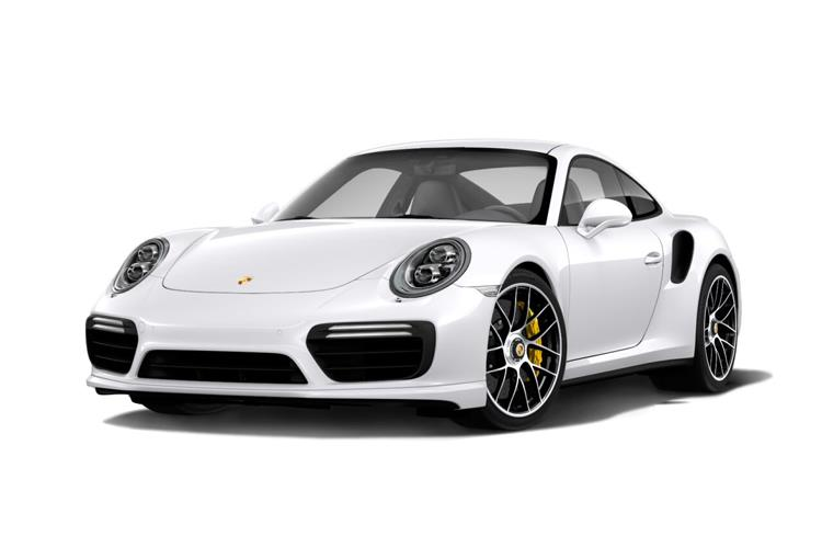 Porsche 911 Coupe 4.0  510PS GT3 2Dr PDK front view