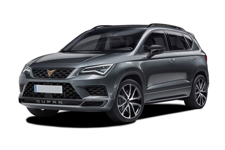CUPRA Ateca SUV 4Drive 2.0 TSI 300PS VZ2 5Dr DSG [Start Stop] front view