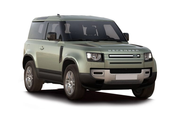 Land Rover Defender 90 SUV 3Dr 3.0 D MHEV 250PS X-Dynamic HSE 3Dr Auto [Start Stop] [6Seat] front view
