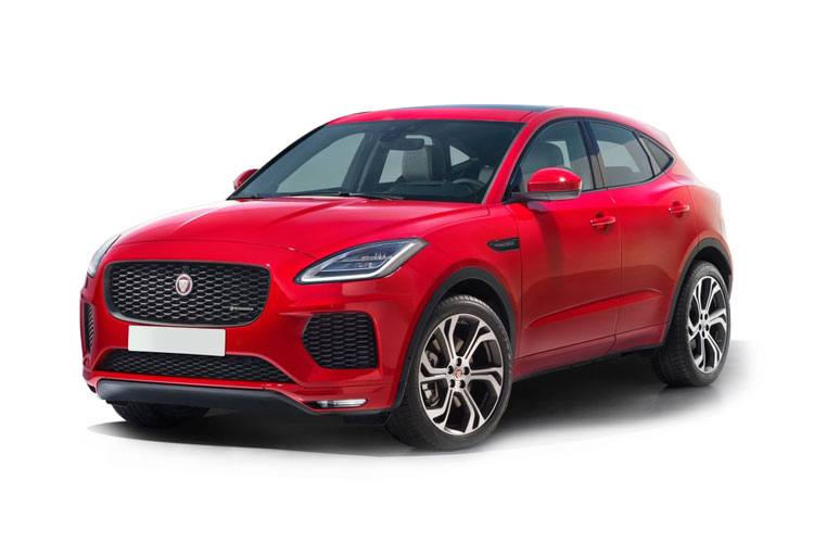 Jaguar E-PACE SUV AWD 2.0 d 240PS S 5Dr Auto [Start Stop] front view