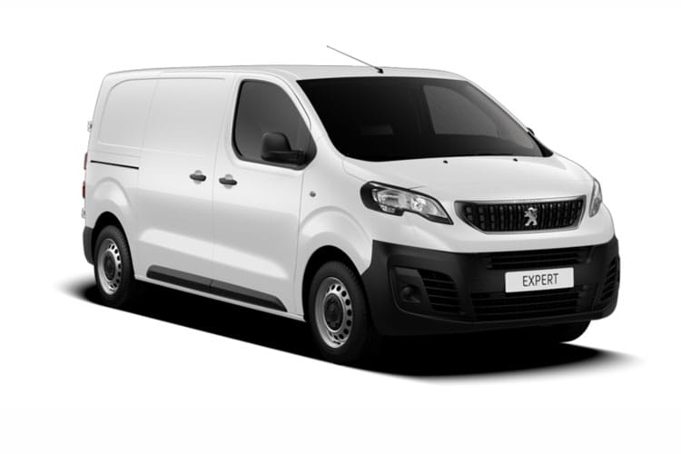 Peugeot Expert Standard 1400Kg 2.0 BlueHDi FWD 120PS Sport Edition Van Manual [Start Stop] front view