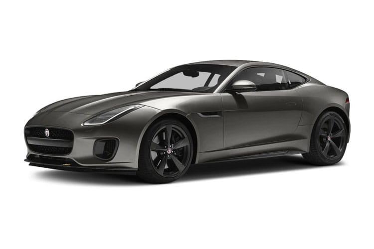 Jaguar F-TYPE Coupe 5.0 V8 450PS First Edition 2Dr Auto [Start Stop] front view
