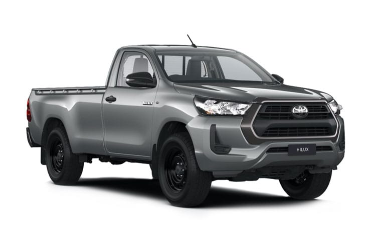Toyota Hilux PickUp Double Cab 4wd 2.4 D-4D 4WD 150PS Icon Safety Sense Pickup Double Cab Manual [SNav] front view