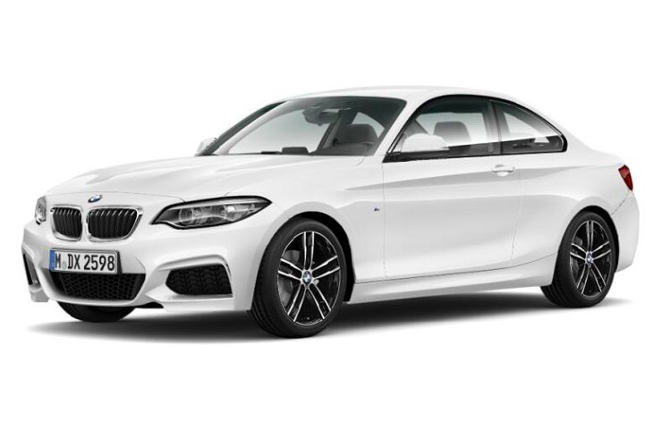 BMW 2 Series 218 Coupe 2.0 i 136PS M Sport 2Dr Manual [Start Stop] front view