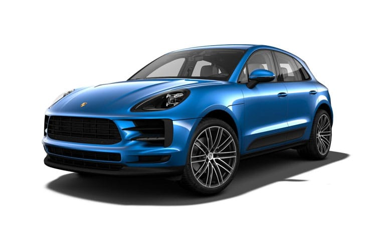 Porsche Macan SUV 4wd 2.9 T V6 380PS GTS 5Dr PDK [Start Stop] front view