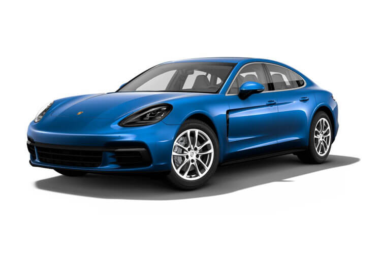 Porsche Panamera Saloon 4wd 2.9 T V6 440PS 4S Executive 4Dr PDK [Start Stop] front view