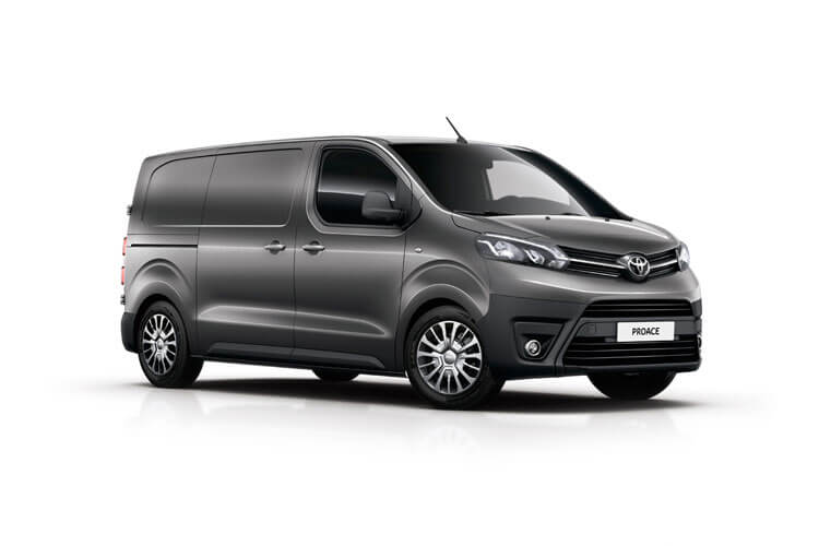Toyota PROACE Compact 1.5 D FWD 100PS Icon Van Manual [Premium] front view