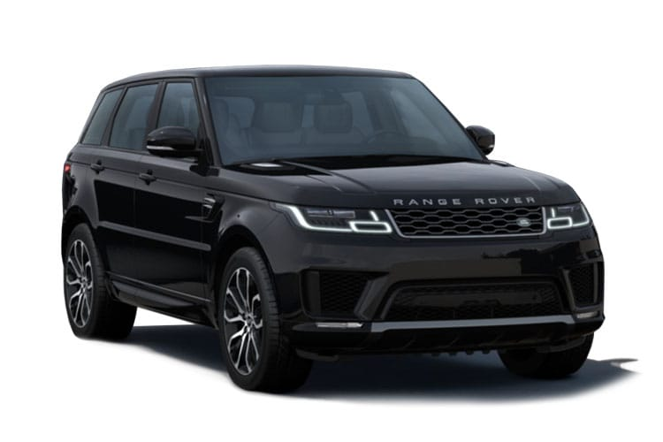 Land Rover Range Rover Sport SUV 5.0 P V8 525PS Autobiography Dynamic 5Dr Auto [Start Stop] [5Seat] front view