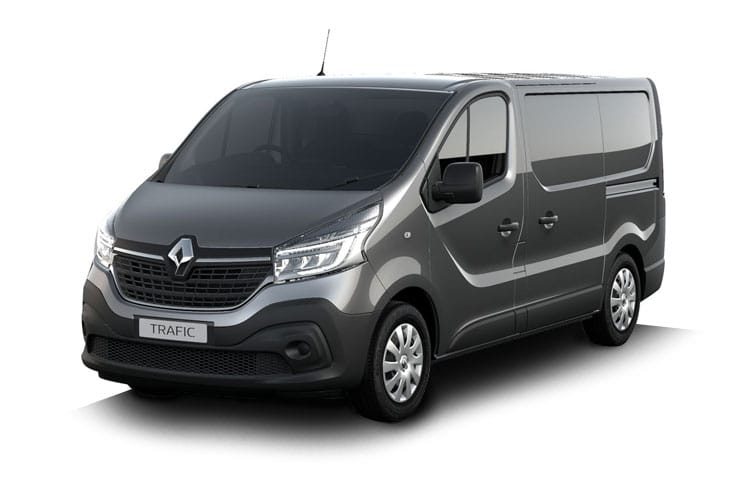 Renault Trafic 29 SWB 1.6 dCi ENERGY FWD 145PS Business Van High Roof Manual [Start Stop] front view