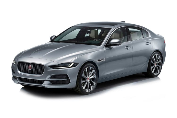 Jaguar XE Saloon AWD 2.0 i 300PS R-Dynamic HSE 4Dr Auto [Start Stop] front view