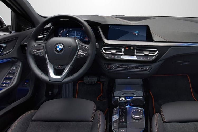BMW 1 Series 116 Hatch 5Dr 1.5 d 116PS M Sport 5Dr Manual [Start Stop] [Pro] inside view