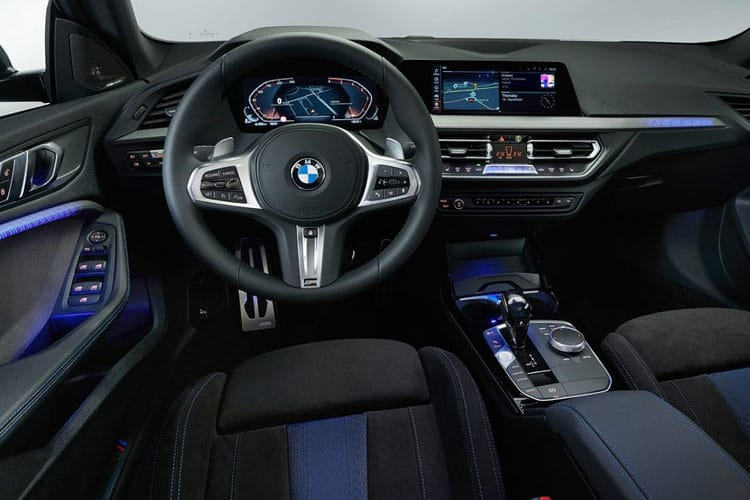 BMW 2 Series 218 Gran Coupe 2.0 d 150PS M Sport 4Dr Manual [Start Stop] inside view
