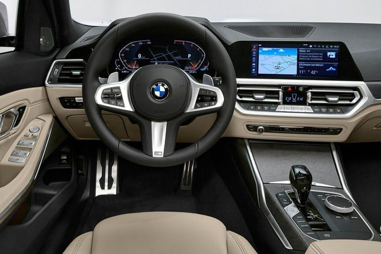 BMW 3 Series 330 Touring 2.0 e PHEV 12kWh 292PS M Sport 5Dr Auto [Start Stop] [Pro] inside view