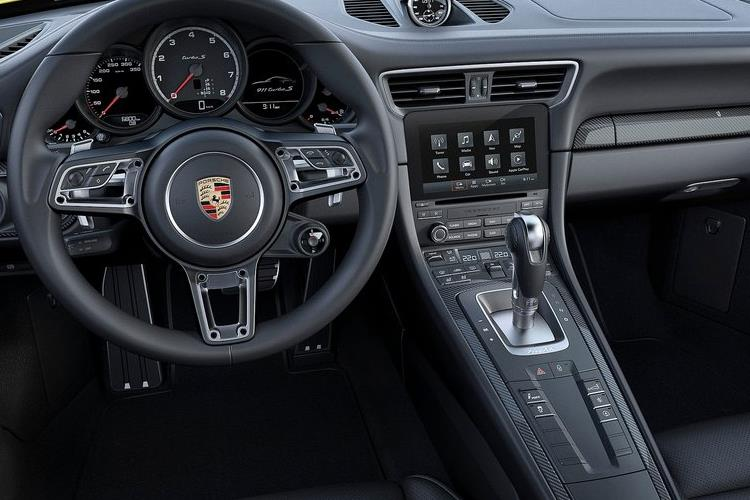 Porsche 911 Coupe 4wd 3.0 T 450PS Carrera 4S 2Dr PDK [Start Stop] inside view