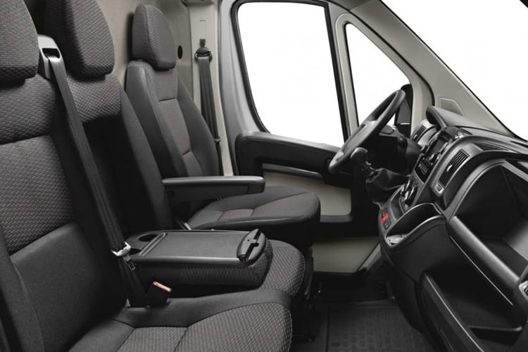 Peugeot Boxer 335 L3 2.2 BlueHDi FWD 140PS S Van High Roof Manual [Start Stop] inside view