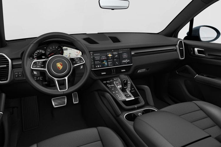 Porsche Cayenne SUV 4wd 4.0 T V8 550PS Turbo 5Dr Tiptronic [Start Stop] inside view