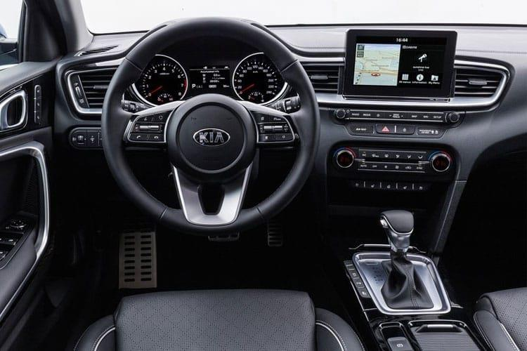 Kia Ceed Hatch 5Dr 1.5 T-GDI 158PS GT Line 5Dr Manual [Start Stop] inside view