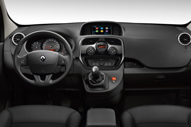 Renault Kangoo ML19 1.5 dCi ENERGY FWD 95PS Business Van Manual [Start Stop] inside view