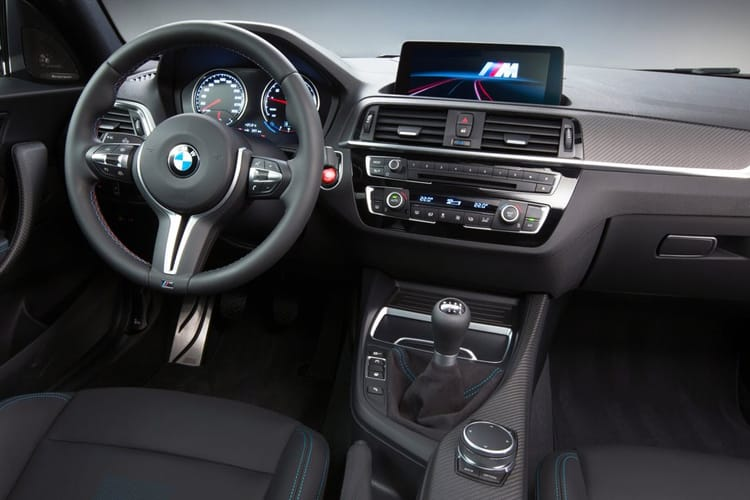BMW 2 Series 218 Coupe 2.0 i 136PS M Sport 2Dr Manual [Start Stop] inside view
