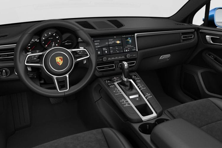 Porsche Macan SUV 4wd 2.9 T V6 380PS GTS 5Dr PDK [Start Stop] inside view