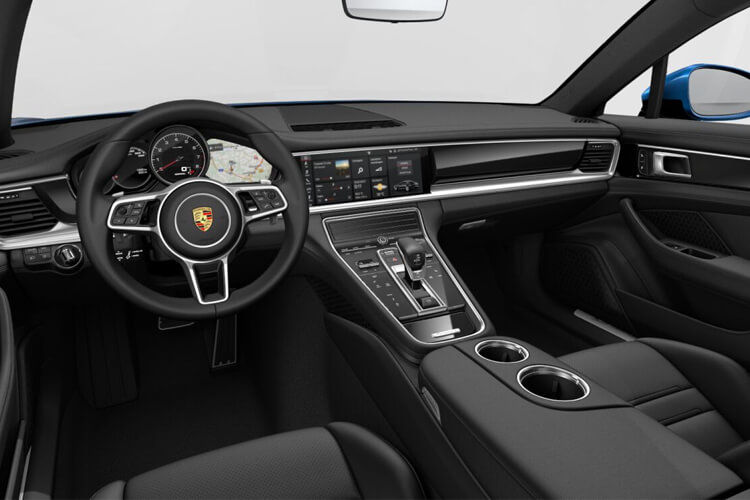 Porsche Panamera Saloon 4wd 2.9 T V6 440PS 4S Executive 4Dr PDK [Start Stop] inside view
