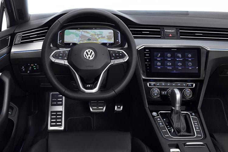 Volkswagen Passat Saloon 1.5 TSI EVO 150PS SEL 4Dr DSG [Start Stop] inside view