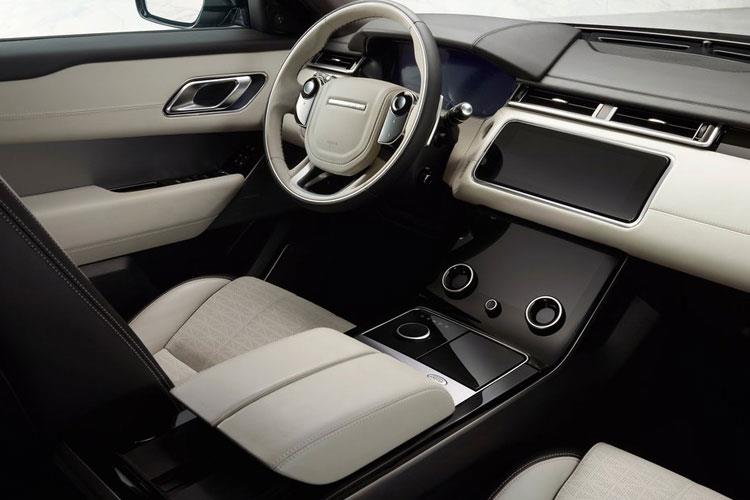Land Rover Range Rover Velar SUV 5Dr 2.0 P 249PS  5Dr Auto [Start Stop] inside view