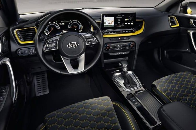 Kia Ceed XCeed SUV 5Dr 1.5 T-GDI 158PS 4 5Dr Manual [Start Stop] inside view