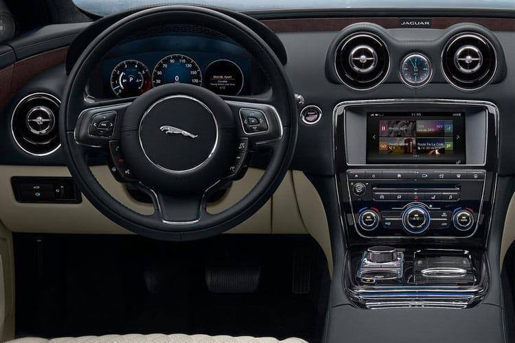 Jaguar XJ Saloon LWB 3.0 d V6 300PS Premium Luxury 4Dr Auto [Start Stop] inside view